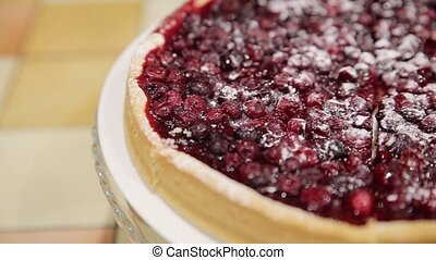 Red Currant Tart loopable - Red Currant Tart (loopable) cake