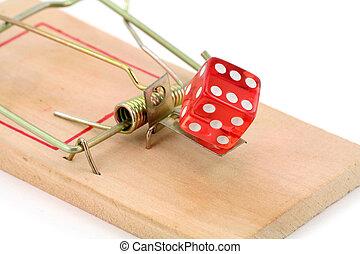 gambling trap