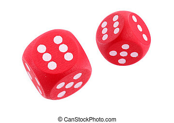 red dices