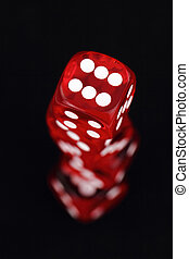 Red dices - Red dices