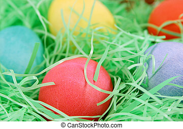 Red Easter Egg Macro