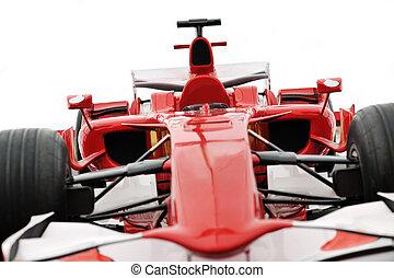red formula 1 model - formula 1 one auto fast red car...
