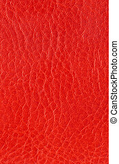 red genuine leather texture - red genuine leather