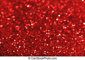 Red glitter background - Red shiny glitter texture for...