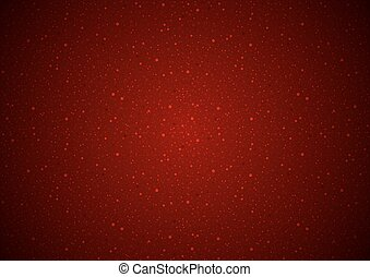 Red Glittering Noise Background