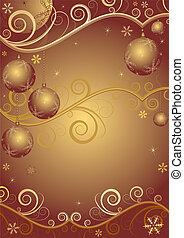 red-golden, חג המולד, הסגר