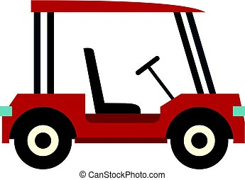 golf cart icon vectors illustration search clipart drawings and rh canstockphoto com golf cart clip art cartoons golf cart clip art images