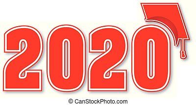 Class of 2020 Clipart and Stock Illustrations. 74 Class of ...