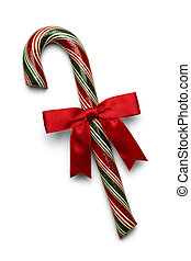 Red Green Candy Cane