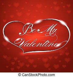 Card-Be My Valentine