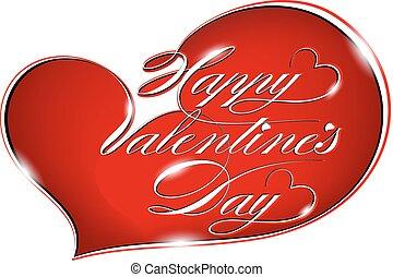 Greeting Card-Happy Valentine's Day