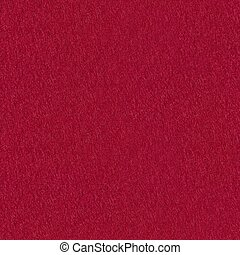 Red grunge felt useful for christmas background. Seamless square texture, tile ready.