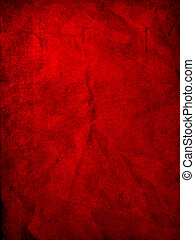 red grunge texture - 2d illustration of an old paper texture