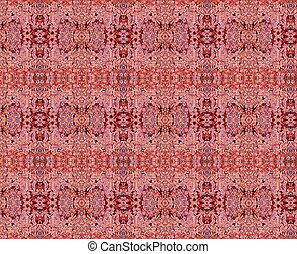 Red grunge vintage pattern wallpaper background