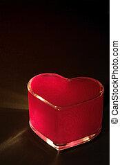 red heart fluid