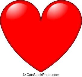 Red Heart symbol