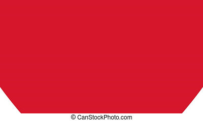 Red Heart Valentine day Love background transition