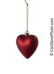 red heart Valentines day