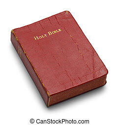 Red Holy Bible