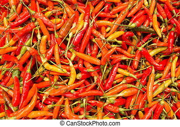 red hot chili peppers texture