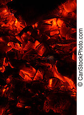 Red Hot Coals
