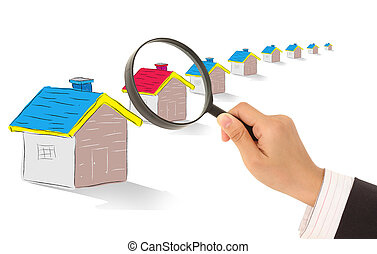 Red House under the magnifying glass