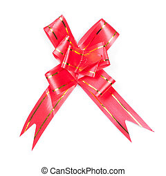 Red know bow
