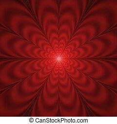 Red Light Rosette