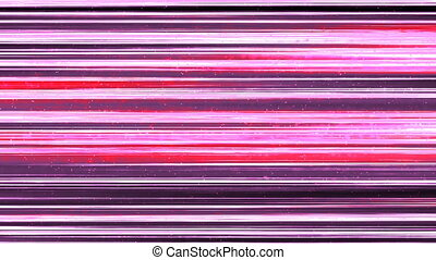 Red Lines of Light Technology Abstract Background