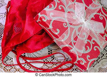 Red Lingerie Gift