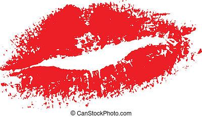 lips - red lips