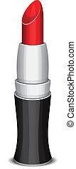 Red Lipstick illustration
