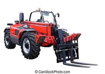 Red loader