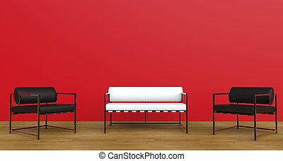 Red Lounge 2