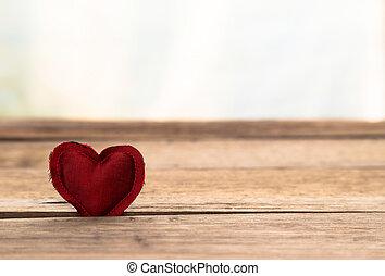 Red love valentine heart
