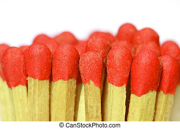 red matches  - red matches