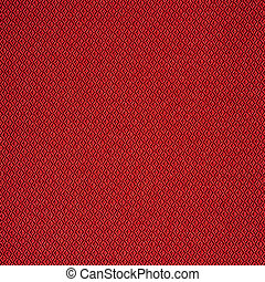 Red material texture