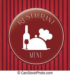 red menu icon