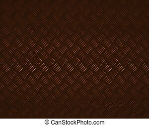 Red metal background ( texture )