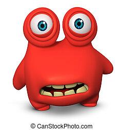 red monster