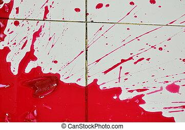 red nectar concentration splash