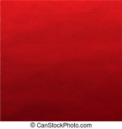 Red Old Paper