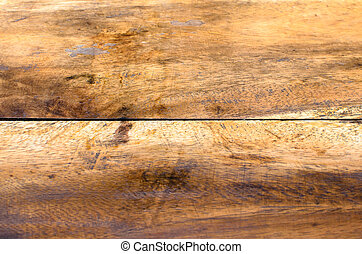 Red Old wooden texture used as background