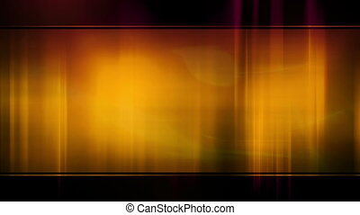 HD Red Orange Abstract Frame seamless Looping Animated Background