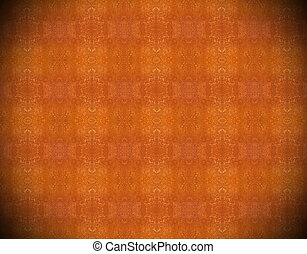 Red orange grunge vintage pattern wallpaper background