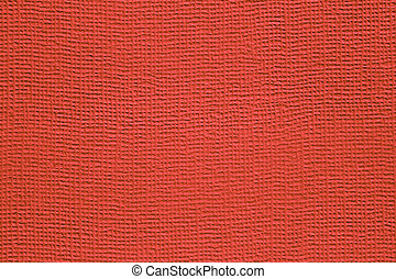 Red paper texture or background with space for text
