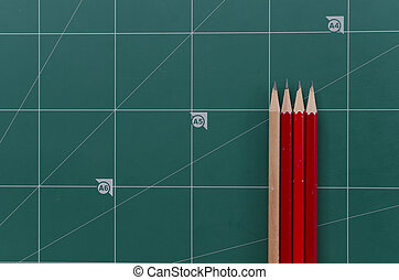 red pencil tool for education