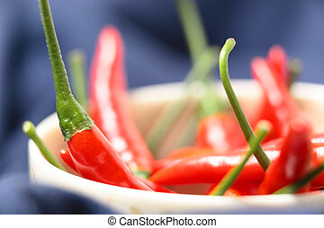 red pepper in bowl