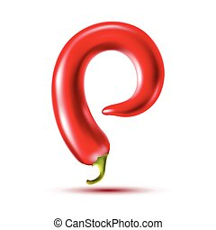 Red Pepper Letter