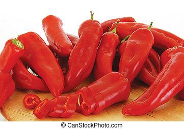 pepper - red pepper
